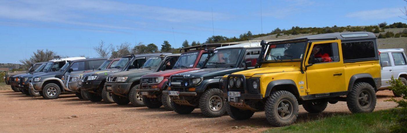 Jeep Thau Nature